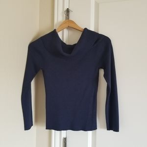 Cropped Ann Taylor sweater